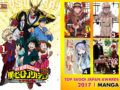 【SUGOI JAPAN AWARD】TOP 5 MANGA SERIES IN 2017