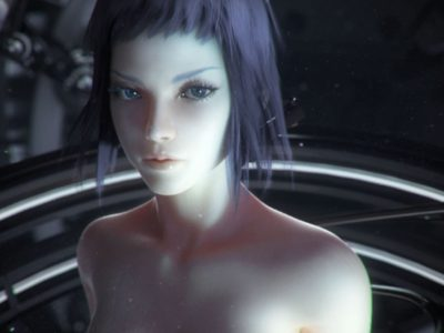 "【NEWs】""GHOST IN THE SHELL"" VR DIVER SMARTPHONE APP RA MẮT TẠI NHẬT"