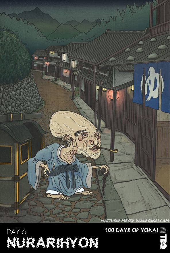 【NURARIHYON】 - Ngày 06