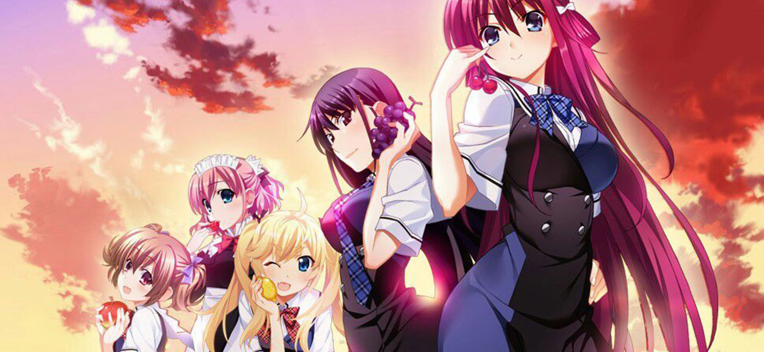TBQ_Top 20 Anime máu me cho ngày lễ Halloween – (#16) 【THE FRUIT OF GRISAIA】(1)