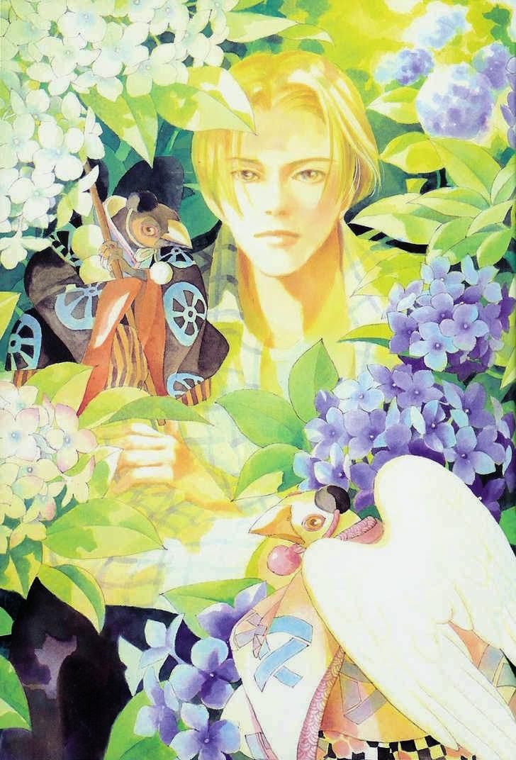 TBQ_Có gì hấp dẫn trong【HYAKKI YAKOUSHOU】, manga mới của NXB Kim Đồng (2)