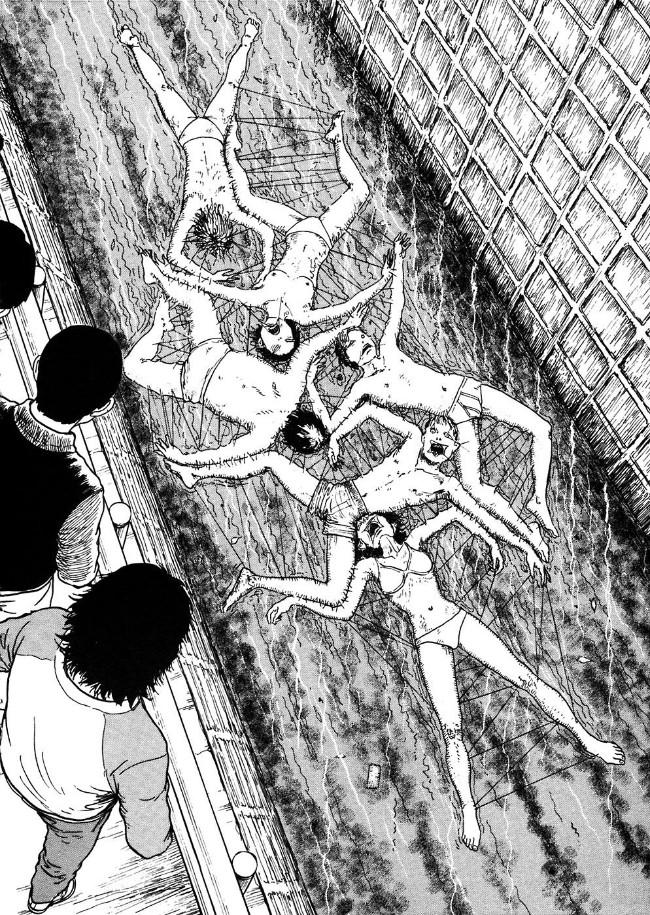 15 tác phẩm kinh dị của【ITOU Junji】mà bất kì fan thể loại horror cũng nên đọc (Phần 2) (6)