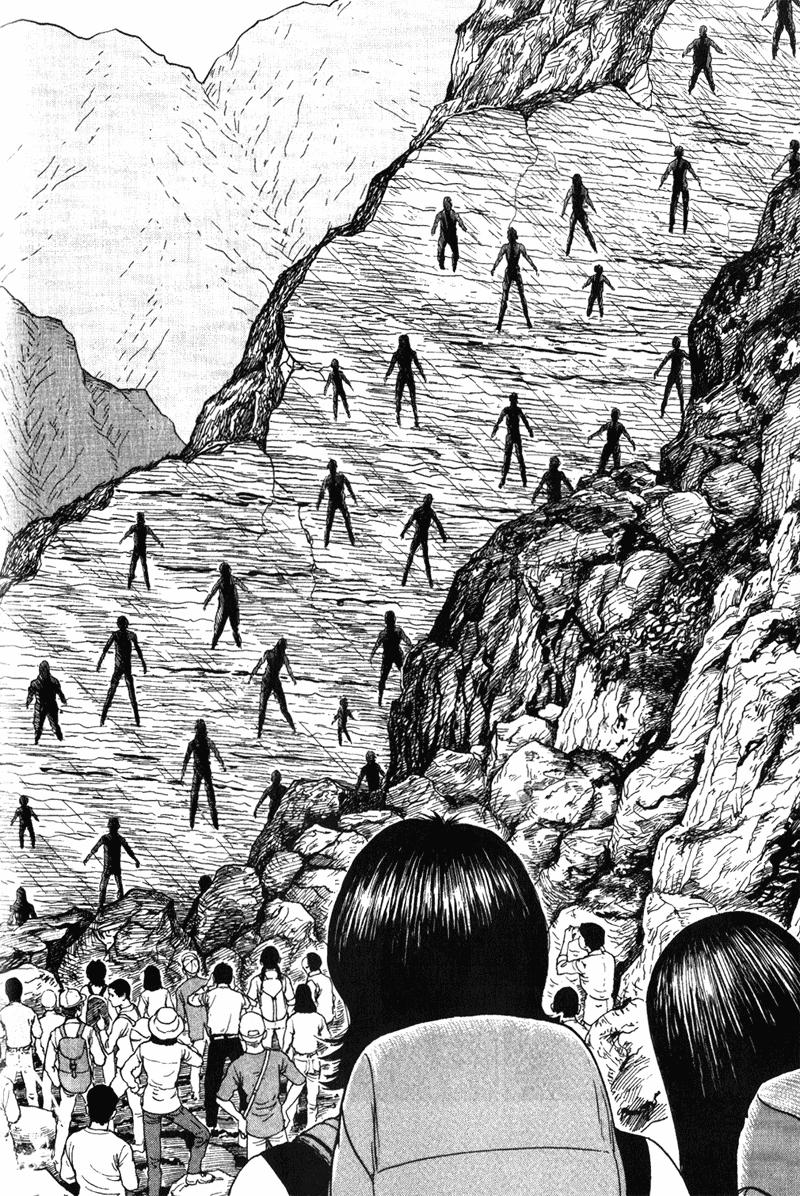15 tác phẩm kinh dị của【ITOU Junji】mà bất kì fan thể loại horror cũng nên đọc (Phần 2) (7)