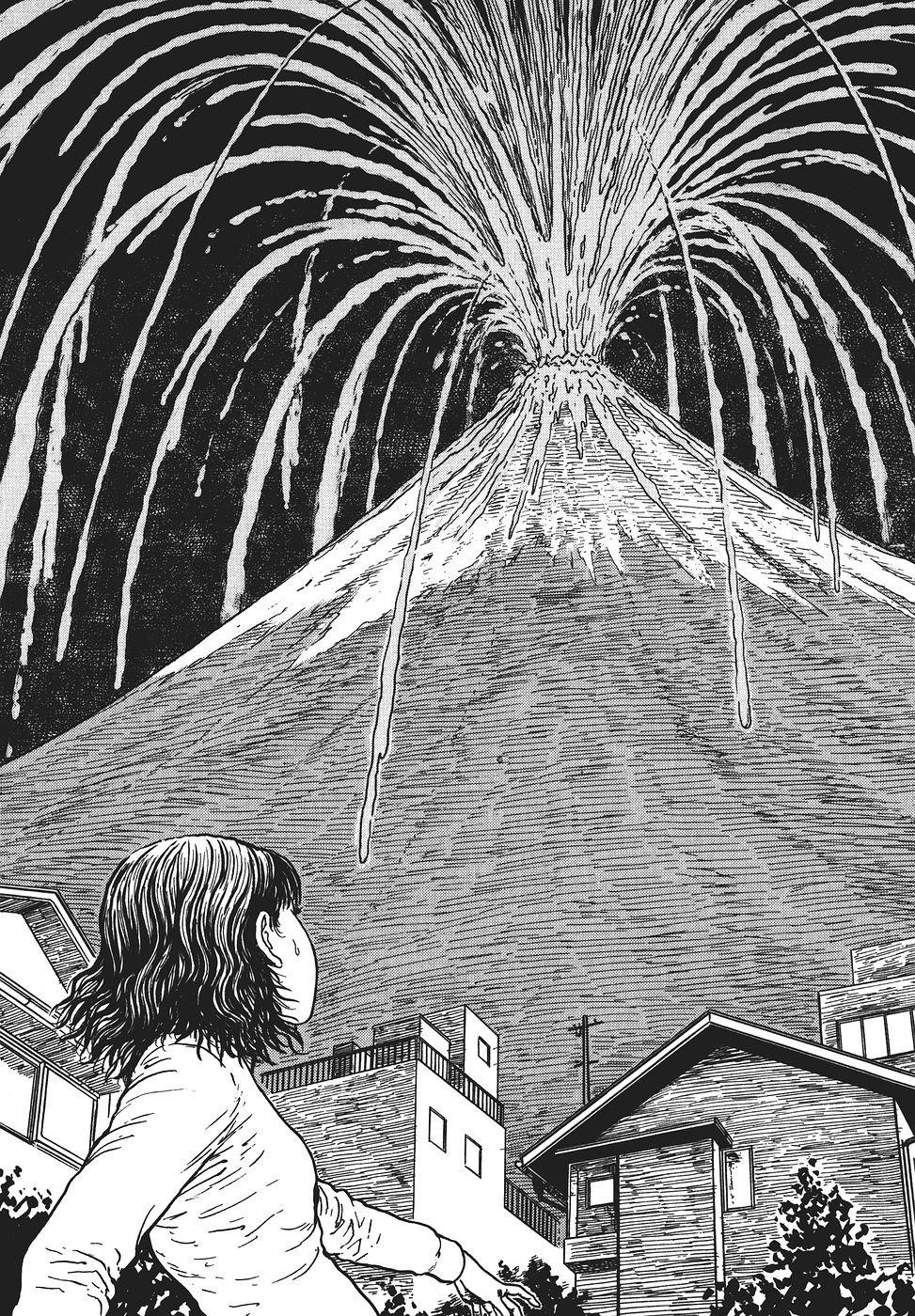 15 tác phẩm kinh dị của【ITOU Junji】mà bất kì fan thể loại horror cũng nên đọc (Phần 2) (5)