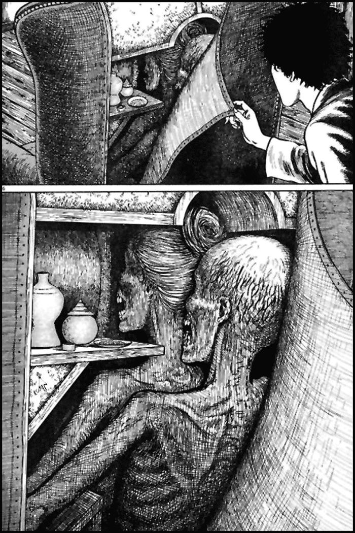 15 tác phẩm kinh dị của【ITOU Junji】mà bất kì fan thể loại horror cũng nên đọc (Phần 2) (4)