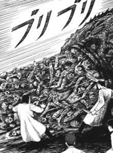 15 tác phẩm kinh dị của【ITOU Junji】mà bất kì fan thể loại horror cũng nên đọc (07)