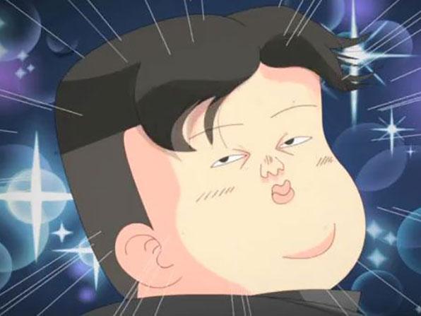 TBQ_【KIM JONG-Un】là người hâm mộ Manga