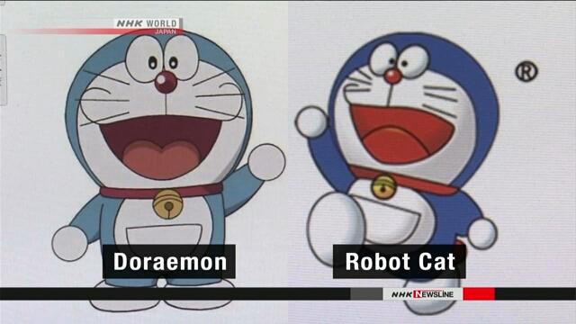 Vụ kiện công ty Trung Quốc sử dụng hình ảnh Doraemon trái bản quyền (2)