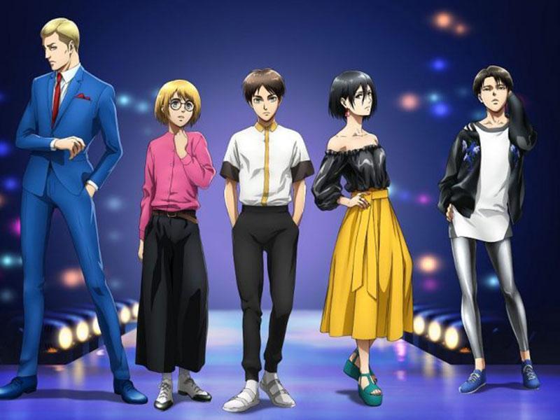Tuyển tập những bộ cánh đời thường kì cục nhất trong Manga - Anime (0)