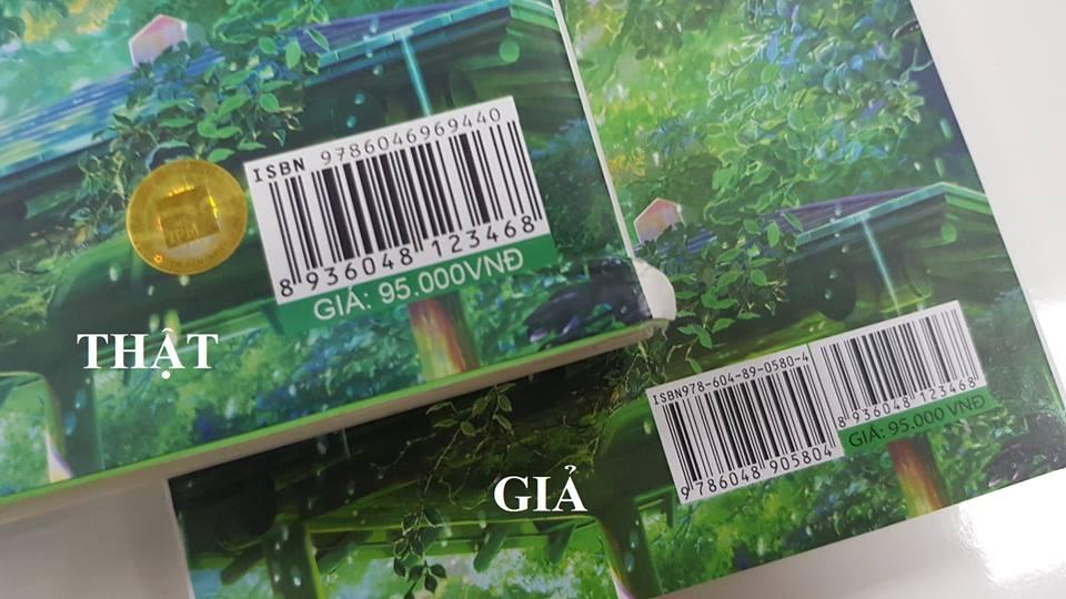 【CẢNH BÁO】Xuất hiện Sách Giả Mang Nhãn IPM Trên Thị Trường