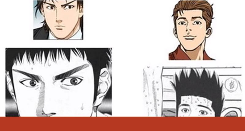 【NEWS】【SLAM DUNK】bị sao chép nét vẽ bởi một họa sĩ Webtoon ở Hàn Quốc