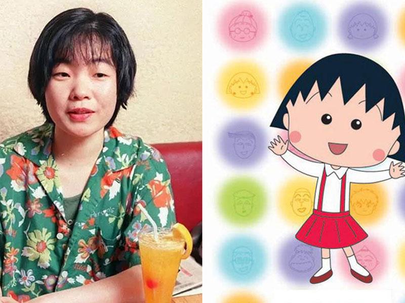 【Miki MIURA】Trọn một cuộc đời với nhân vật Nhóc Maruko