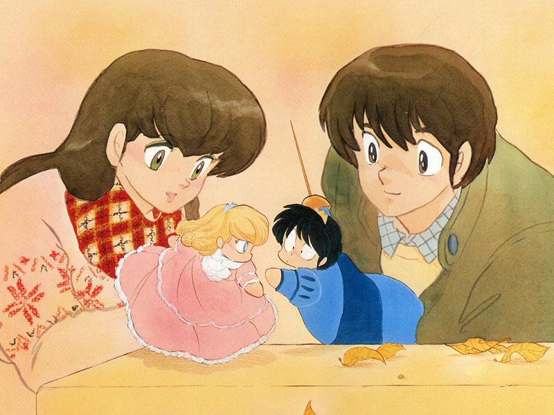 【Ngẫm】[Nhà Trọ Nhất Khắc] hài nhạt … hay bộ truyện tình-cảm-nhất của Rumiko Takahashi?