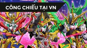 【HOT】Việt Nam sẽ công chiếu series [GUNDAM] (2019) cùng lúc với Nhật Bản