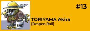 【TOP 20】 Mangaka được yêu thích (2019) tại Nhật (13)