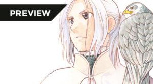 【PREVIEW】[Huyền Thoại Arslan] – Cần nhiều hơn để trở thành siêu phẩm tiếp theo của ARAKAWA Hiromu