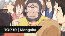 【TOP 10】 Mangaka được yêu thích (2019) do mems TBQ bình chọn