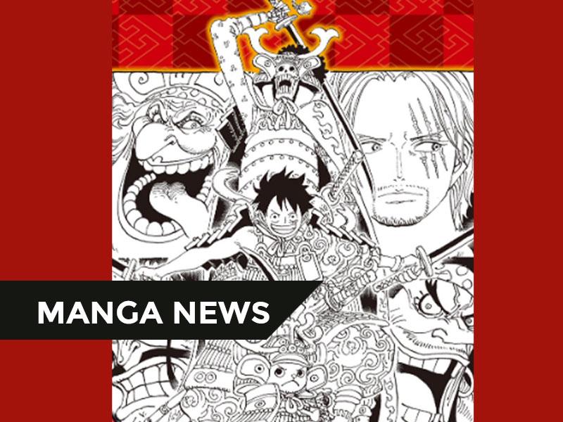 【MANGA NEWs】[One Piece] sẽ kết thúc trong 5 năm tới