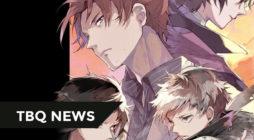 【TBQ NEWs】[Văn Hào Lưu Lạc] (Bungou Stray Dogs) chính thức có thêm Spinoff Manga BEAST