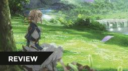 【REVIEW】Violet trở nên tình cảm hơn trong [Búp Bê Ký Ức Violet Evergarden]