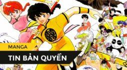 【TIN BẢN QUYỀN】Danh sách các tựa Manga được công bố bản quyền năm 2019 (Phần 5)