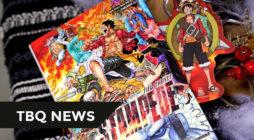 """【TBQ NEWs】Combo [One Piece Stampede] """"cháy hàng"""" trong thời gian kỉ lục - chưa đầy 15 phút!"""