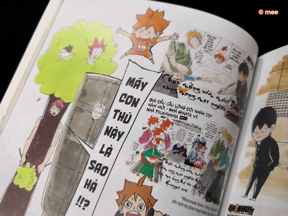 【REVIEW THÀNH PHẨM】[Haicolor!! Phòng triển lãm tranh màu] có gì?