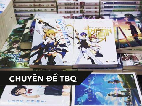 【CHUYÊN ĐỀ TBQ】Cuộc đua thị trường Light Novel – một số nhà đã đuối sức ?