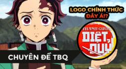 【CHUYÊN ĐỀ TBQ】[Thanh Gươm Diệt Quỷ] - Logo Diệt Fan!