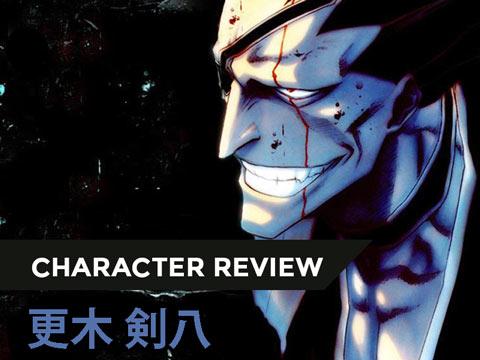 【CHARACTER REVIEW】ZARAKI Kenpachi [Bleach] – Kẻ khát cầu sức mạnh