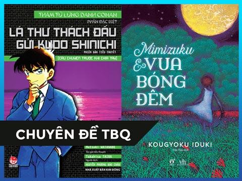 【CHUYÊN ĐỀ TBQ】Chuyện về những nhà tiên phong cho Light novel ở Việt Nam (Phần 2)