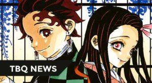 【TBQ NEWs】[Thanh Gươm Diệt Quỷ] là manga đầu tiên chiếm trọn TOP 10 BXH Truyện bán chạy tại Nhật