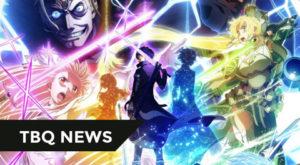 【TBQ NEWs】Anime [Sword Art Online: Alicization] tiếp tục công chiếu vào Tháng 4 tới đây