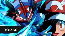 """【TOP 30】""""Pokémon của năm 2020"""" với hơn 6 triệu bình chọn"""