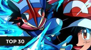 Top30-Pokemon