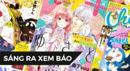 【SÁNG RA XEM BÁO】Bộ sưu tập ảnh bìa tạp chí manga 2020 - Tháng 2 - Shoujo/Josei