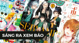 【SÁNG RA XEM BÁO】Bộ sưu tập ảnh bìa tạp chí manga 2020 - Tháng 3 - Shoujo/Josei (Phần 1)