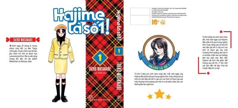 [Hajime Là Số 1] bản 2020 - Câu chuyện hài hước nhẹ nhàng về 5 anh em thần tượng