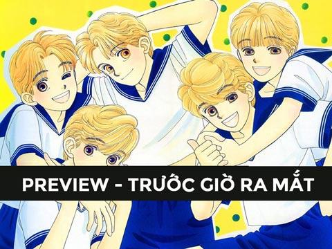 【PREVIEW】 [HAJIME LÀ SỐ MỘT] bản 2020 – Câu chuyện hài hước nhẹ nhàng về 5 anh em thần tượng