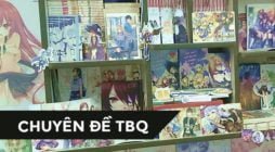 Phụ kiện là xu hướng tất yếu của thị trường Light Novel Việt Nam?