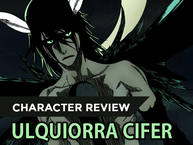 Ulquiorra Cifer – Sống là Espada, tan biến như một con người
