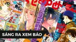 【SÁNG RA XEM BÁO】Bộ sưu tập ảnh bìa tạp chí manga 2020 - Tháng 4 - Shoujo/Josei (Phần 1)