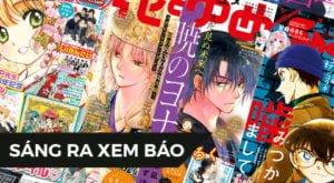 【SÁNG RA XEM BÁO】Bộ sưu tập ảnh bìa tạp chí manga 2020 – Tháng 4 – Shoujo/Josei (Phần 1)