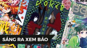 【SÁNG RA XEM BÁO】Bộ sưu tập ảnh bìa tạp chí manga 2020 – Tháng 4 – Shounen/Seinen (Phần 4)
