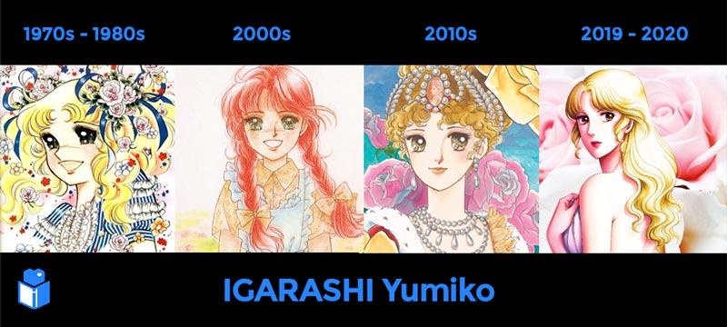 Nét của các sensei vẽ Shojo qua từng thời kì (Phần 2) – Người vẽ đẹp lên trông thấy, người lại mất bản sắc riêng