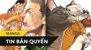Thêm một bộ manga về boss mèo đến với độc giả Việt Nam – (Nyankees)