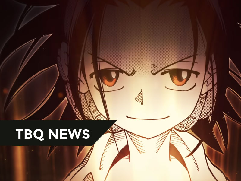 【TBQ NEWs】Anime [SHAMAN KING] chính thức hồi sinh, lên sóng tháng 4 năm 2021 tại Nhật!!