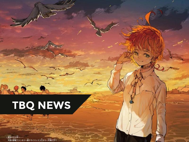 【TBQ NEWs】Hành trình đến [Miền Đất Hứa] chính thức kết thúc, nhiều dự án hấp dẫn được công bố!!