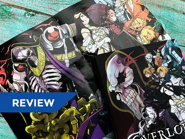 Feature-Review-Overlord-Manga
