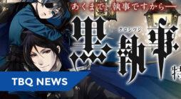 【TBQ NEWS】[Kuroshitsuji - Hắc Quản Gia] kỉ niệm 15 năm - Đọc miễn phí trọn bộ bản Nhật trong 96 giờ đồng hồ!!